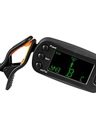 Meideal T83GB Clip on Auto-Lcd Guitar Tuner