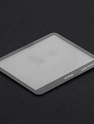 FOTGA protector de pantalla lcd pro vidrio óptico para Canon 1000D