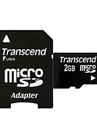 пределы 2gb класс 4 Micro SDHC карты памяти с SD адаптером