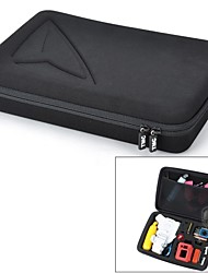 VINA® Portable Super Large EVA Camera Storage Bag for GoPro HD Hero 3+ / HERO 3 / HERO 2 / SJ4000 - Black