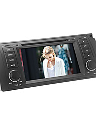 7-inch 1 Din TFT Screen In-Dash Car DVD Player For BMW 5 Series X5 E39/E53 2002-2006 With Bluetooth,Navigation-Ready GPS,RDS,Canbus