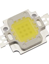 LOHAS® DIY 10W 800-900LM 6000-6500K Cold White Light Square Integrated LED Module(DC 30-34V)
