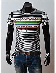 PXZ estate della stampa Casual T Shirts (Schermo a colori)