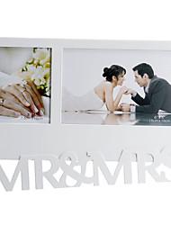 Marco Europeo de fotos de boda del estilo - 2 Fotos