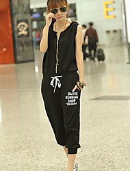 Women's New Fashion Summer Harem Jumpsuits
