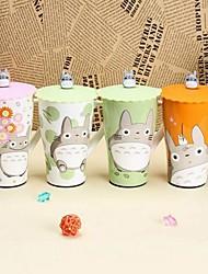 Japanese Cartoon Pattern Ceramic Mug Random Color,10.5X9X15CM