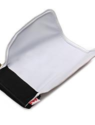 acessórios luz do flash telhado terno (pá reflexivo / caixa soft / colméia / fichas de cor)