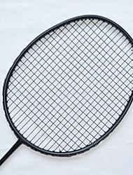 Unisex 77 Grams Carbon Fiber Light Badminton Rackets