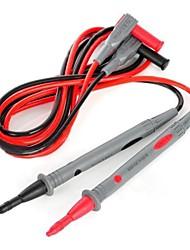 UNI-T UTL23 Multimeter Test Lead Cable - Red + Black (120cm / 2 PCS)