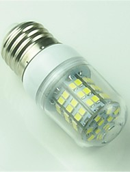 E26/E27 5 W 60 SMD 2835 500 LM Cool White Decorative Corn Bulbs AC 220-240 V