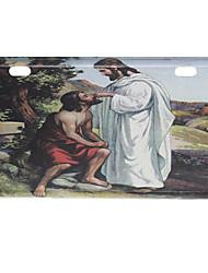 Лицензия мотоцикл пластина - Иисус - 2