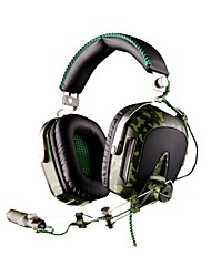 SADES A90 USB Gaming Headphone with Mic and Remote Control for PC 7.1 Sound Effect Over-Ear