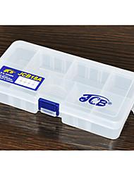 JCB19A Triple-Layer Lure Box Tackle Box (18.6*10.3*3.4cm)