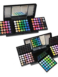 Professionnel 180 palette de couleurs de fard à paupières Make Up Set