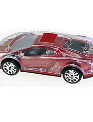 WS-980 прозрачный Lamborgh мини модель автомобиля стерео динамик TF карта USB Flash Drive FM-радио MP3-плеер