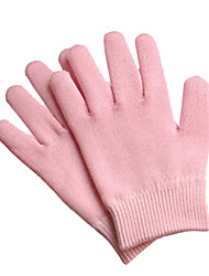 Tender Moisturizing Chamfer Anti-aging  Plant Essential Oil  Gel Gloves and Socks