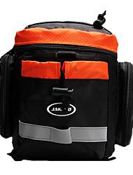 panno impermeabile borsa tronco arancione impermeabile indossabile mountain bike jakroo 1608d