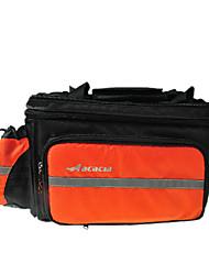 ACACIA 1608D The Highest Density Waterproof Cloth Orange Bike Trunk Bag