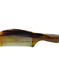 Naturel Yak Corne Peigne D238