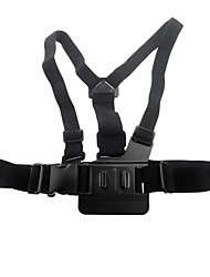 ST-27 Chest Body Strap for GoPro Hero 3/2/1 with 3-way Adjustment Base
