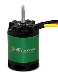 X-TEAM RC 450 Hubschrauber Outrunner Brushless Motor 3250KV XTO-T450