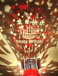 diy Geburtstag romantischen Sternenhimmel Galaxie Projektor Nachtlicht für Party feiern