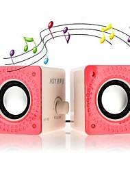 Digital Multi-media Hi-fi 2.0 USB Speaker for CD/VCD/DVD/PS2/XBOX/Game etc