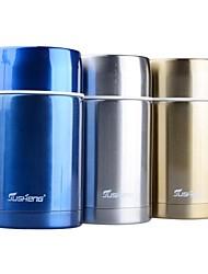 Aspirateur Yusheng ® en acier inoxydable Thermos braisé brûlant Pot 1000ML