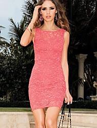 Sexcy Wang Платье женское сумка Кружева Хип