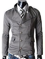 nono  Slim Stand Collar Jacket