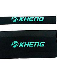 Kheng MTB Road Bike Bicycle Black Chain Guard