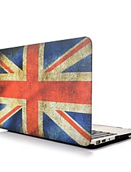 Fashion Union Jack Flip-open Protect Case for 11.6 inch Macbook Air