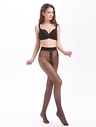 Frauen New Style 8 Danier See Through Low Rise T-Gabelung Strumpfhose
