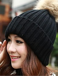 Women Polyester Beanie/Slouchy , Cute/Casual Winter