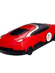 TF Card Reader мини-дизайн спортивного автомобиля mp3-плеер (красный)