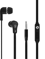 MV130 высокого качества в ухо наушник с микрофоном для IPad / IPhone / IPod (разных цветов)