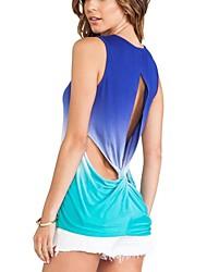 Frauen-Kreuz-Woven-Gestaltung in The Back Vest
