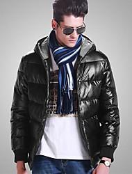 Men's Upscale Atmosphere Warm Cool Skin Jacket