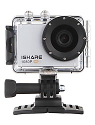 "iShare S600W 1.5"" TFT 5.0 MP FHD 1080P Wi-Fi 170 Degree Angle 30M Waterproof  Sport Camcorder"