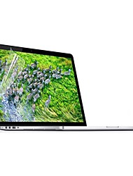 High-definition Screen Foil Scratch Laptop Protective Film for 15.4 inch MacBook Pro with Retina Display