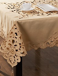 Linen / Cotton Blend Square Table Cloths
