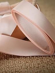 Satinband Gürtel speziell für Ballettschuhe 240cm * 2cm