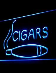 gli appassionati di sigari pubblicità ha dato segno di luce
