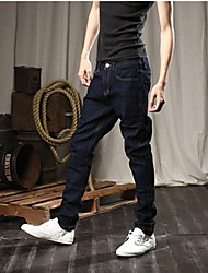Men's Blue Denim Pant
