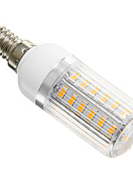 Ampoule Maïs Blanc Chaud E14 6 W 42 SMD 5730 420 LM 3000 K AC 100-240 V