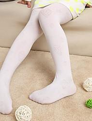 MEISJE - Rekbaar - Middel Polyester - Leggings