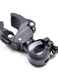 Plastic Bicycle Flashlight Mounting Bracket