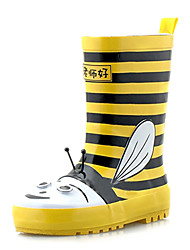 Botas ( Amarelo/Vermelho ) - de MENINO - Botas de Chuva