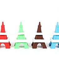 creatieve toren rubber (1 stuks willekeurige kleur)