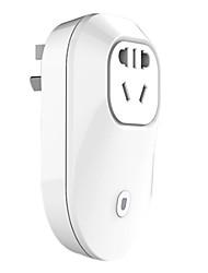 soquete multifuncional novidade controle elegante wifi, AC110-240V